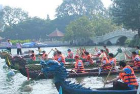 [THÔNG BÁO] Về hội thi đua thuyền rồng năm 2015